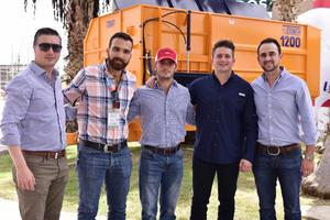 David Madero, Jorge Maynez, Diego Gonzalez, Javier Veyan y Jose Andres Madero