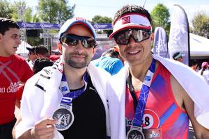 Carlos y Gonzalo