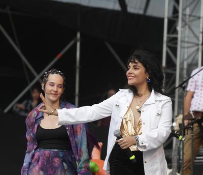 Primer día del Vive Latino celebra 20 años de música