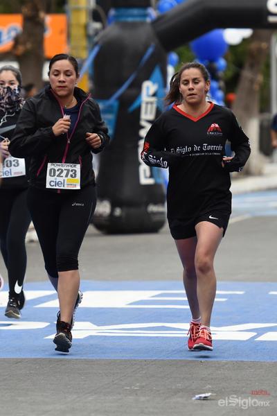 Celebran la 5 y 10K Powerade en Torreón