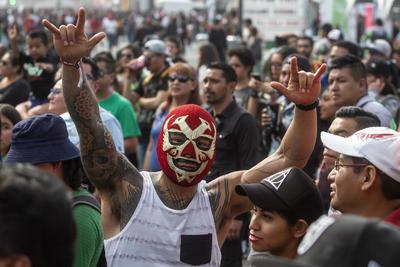 Así se vivió el segundo día del Vive Latino