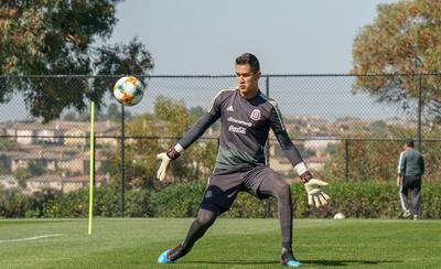 En redes sociales, las cuentas se la Selección compartieron fotos del primer entrenamiento del Tricolor con Martino.
