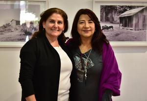 19032019 Guadalupe Mourey y Laura Elena Parra.