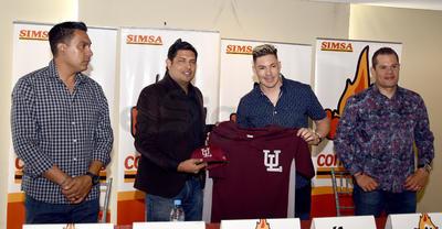 El venezolano Niuman Romero llega a Unión Laguna