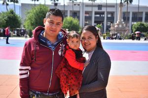20032019 Daniel, Lía Regina y Dulce.