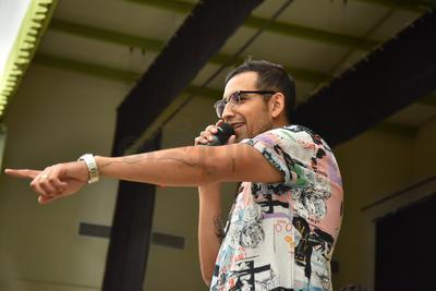 'Capi' Pérez presenta conferencia magistral en Torreón