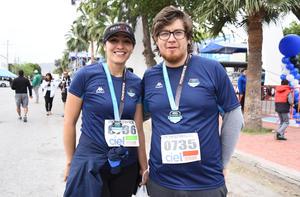 21032019 Claudia Araujo y Javier Ceniceros.