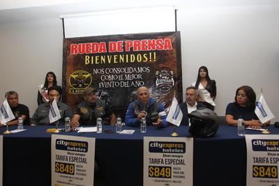 La Semana de la Moto en Mazatlán se llevará a cabo del próximo 24 al 28 de abril.