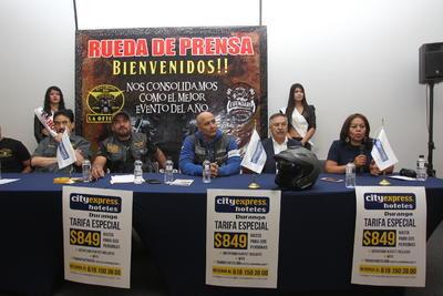 Óscar López Caballero, vicepresidente de la organización, confirmó las fechas y disiparon las dudas sobre la edición 2019.