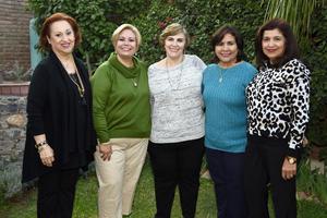 22032019 Tita, Marisa, Yola, Mariel y Laurita.