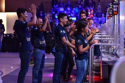 """FIRST Laguna Regional ha sido catalogado el """"mejor regional de robótica del mundo"""" en los últimos dos años."""