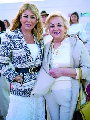 23032019 Esperanza González y Beatriz Narro.