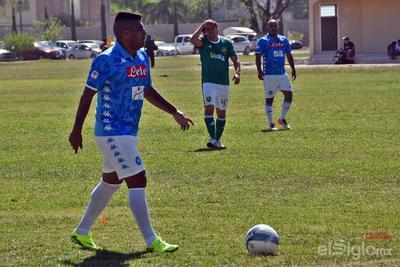Ludueña y Napoli se consagran en la Premier de San Isidro