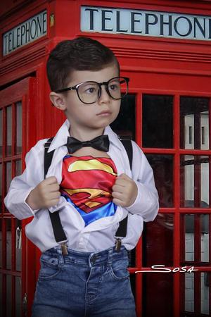 24032019 Lucio Alejandro Sosa González festeja sus 3 años de edad con familiares y amigos.- Sosa