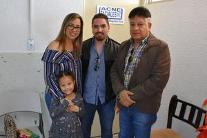 25032019 Claudia, Jorge, Agustín y Mariana.