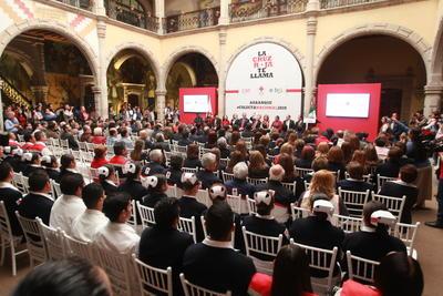 """""""Hoy esperamos sí poder llegar a los 10"""", manifestó Guillermo Pérez Gavilán, delegado de Cruz Roja."""