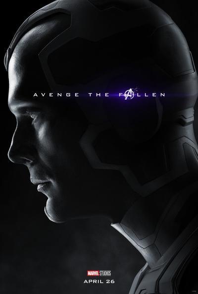 Avengers: Endgame ya tiene sus posters