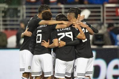 México se impone 4-2 a Paraguay en su segundo amistoso