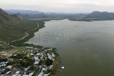 Este año se pretende derivar hacia los canales mil 23 millones de metros cúbicos de agua de la presa Lázaro Cárdenas.