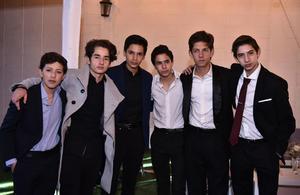 27032019 René, Pato, Jorge, Bernardo, Emiliano y Diego.