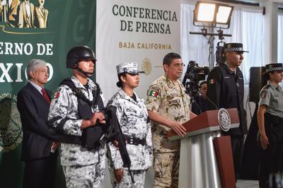 Finalmente, el secretario de la Defensa sostuvo que la producción empezaría, con la autorización del presidente.