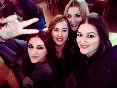 28032019 Aída, Mayra, Thelma y Bertha.