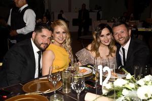 Paco, Ale, Cynthia y Jose