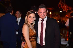 Brenda y Fernando