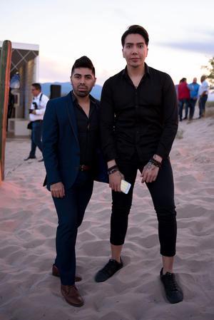 Alan y Luiz