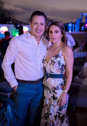 Alberto y Farah