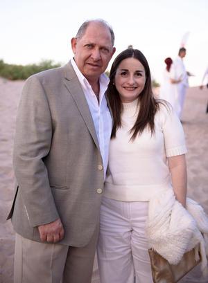 Alfredo y Margarita Mafud