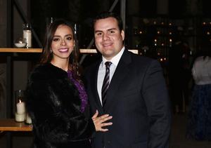 Erika y Andres