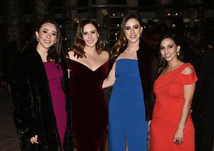 Karen, Karen, Karla y Sofia