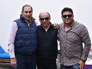 Gerardo, Felipe y Gerardo