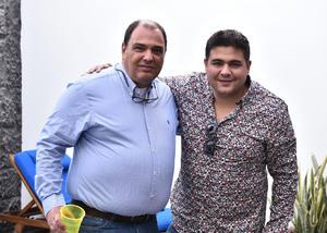 Roberto y Alfredo