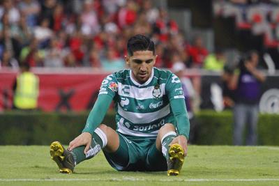 Santos cae contra Atlas y vuelve a dejar ir los tres puntos