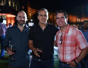 31032019 Carlos, Eduardo y Francisco.
