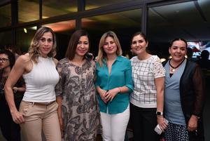 31032019 Lulú, Karla, Celina, Mirita y Claudia.