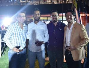 31032019 Carlos, Omar, David y Cristian.