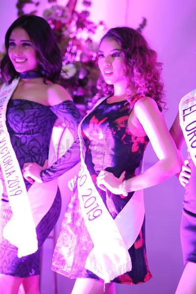 Presentan candidatas a Perla del Guadiana