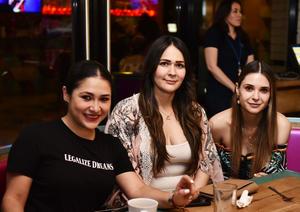 Magda, Brenda y Pily