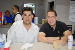 Gerardo y Carlos