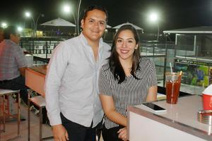 Gerardo y Jussy