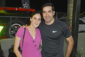 Sofía y Ricardo