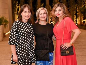 Paty Verano, Eloisa Artigas y Marcela Boyain