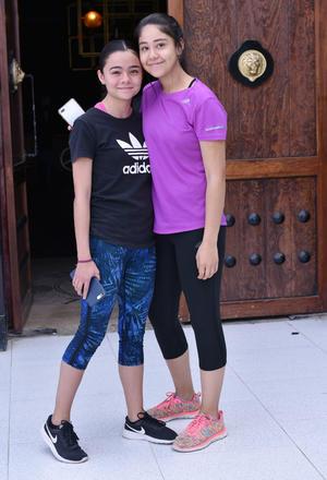 Deby y Paola