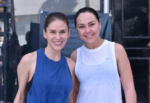 Fernanda y Adriana