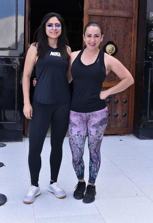 Laura y Valeria