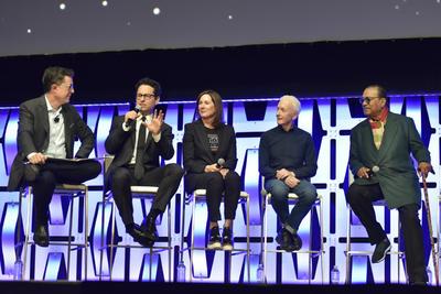 Episodio IX aún se encuentra en trabajos de post-producción, pero se planea lanzar a las salas de cine el próximo 20 de diciembre.