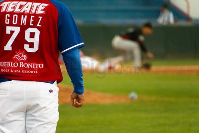 La pizarra final fue de 11-1, con una excelente labor de pitcheo del cubano Jorge Martínez.